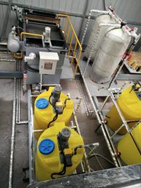 新能源汽车零部件加工废水